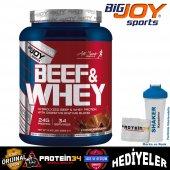 Bıgjoy Sports Beef And Whey Protein Tozu 1088...