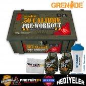 Grenade 50 Calibre 580 Gr 50 Servis Preworkout...