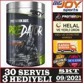 Bigjoy Predator Pre Workout 510 Gr Nox...