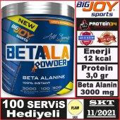 Bigjoy Sports Beta Alanine Powder 300 Gr...