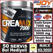 Bigjoy Creamix Creatin 7000 Mg 350 Gr Tri...