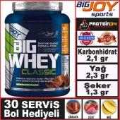 Bigjoy Sports Bigwhey Whey Protein Tozu 990 Gr...