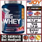 Bigjoy Bigwhey Classic Whey Protein Tozu 990 Gr 30 Servis Big Joy