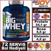 Bigjoy Sports Bigwhey Whey Protein Tozu 2288 Gr 72 Servis Big Joy