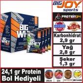 Bigjoy Bigwhey Go Serisi Protein Tozu 68 Tekli...