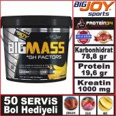 Bigjoy Big Mass +gh Factors 5000 Gr 50 Servis...