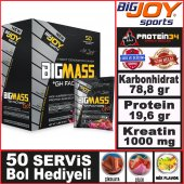Bigjoy Bigmass Gh Factors 5000 Gr 50 Paket...