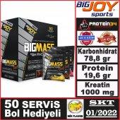 Bigjoy Bigmass + Gh Factors 50 Tekli Paket 5000...