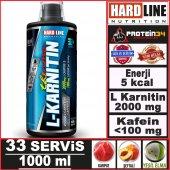 Hardline Thermo L Karnitin 1000 Ml 2000 Mg 33...