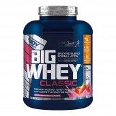 Bigjoy Bigwhey Klasik Protein Tozu 2240gr 4 Farklı Aroma 2 Hediye