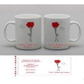 Sevgililere Özel Sevgili Kupası Çiftli-2