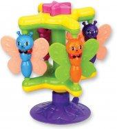 Tanny Kelebekler Mama Sandalyesi Oyuncağım