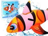 Pompa HEDİYE-Bestway Lisanslı - Büyük BOY Tutmalı Sevimli Balık NEMO Havuz & Deniz Binici -41088-3