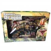 Saat+ Century Of The Dragon Dinazorlar Dünyası...