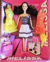 Prenses Melissa,çantası,tarağı Ve Fazladan 2...