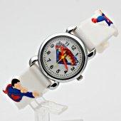 Superman Figürlü, 3d Kabartmalı, Silikon...