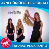 Daha Uzun Ve Gür Saçlar İçin Secret Extensions....