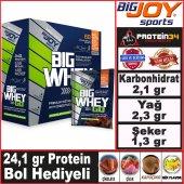 Bigjoy Bigwhey Go Serisi Whey Protein Tozu 68 Şase 4 Aromalı Bol Hediyeli