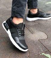 Consept 003 Siyah Renk Günlük Ayakkabı-3