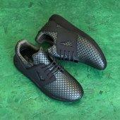Conteyner 702 Haki Renk Günlük Ayakkabı-3
