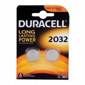 Duracell 2032 3v Lityum Para Pili 2li Saat Pili