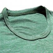 Erkek Labirent Baskılı Yeşil Tişört-4