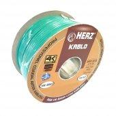 Herz Rg6u6 Full Hd 4k Uyumlu Anten Kablosu 100metr...