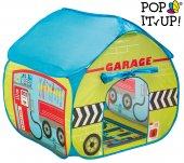 Pop It Up Garaj Oyun Çadırı 40 Saniyede Katlanır Kurulur