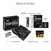 Asus Tuf Gaming B450m Plus Am4 Ryzen Ddr4 Dvi Hdmi