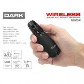 Dark Dk Ac Wp07 Kırmızı Lazerli Wireless Presenter