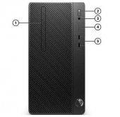 Hp 285 G3 Amd Ryzen 3 2200G 3.5GHz 4GB 1TB FreeDOS Masaüstü Bilgisayar 4CZ68EA