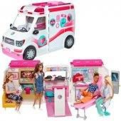Yeni Ürün -  Barbie nin Ambulansı