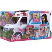 Yeni Ürün -  Barbie nin Ambulansı-2