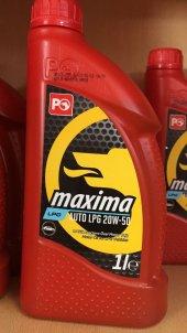 Petrol Ofis Maxima Lpg 20w 50 Motor Yağı 1 Lt