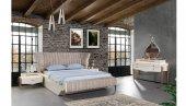 Felora Bazalı Yatak Odası-3