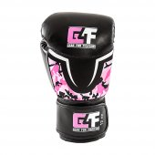 G4F BOXING GLOVES FIGHTER TOP ONE  PU PİNK CAMO (GF0035)