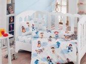 Cotton Box Masal Dünyası Bordo Bebek Nevresim Takımı