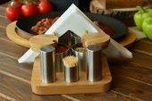 Bambum Spice 5+1 Baharatlıklı Masa Düzenleyici