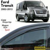 Ford Transit T16 Cam Rüzgarlığı 2002-2013