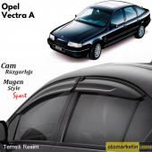 Opel Vectra A Mugen Cam Rüzgarlığı