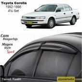 Toyota Corolla Mugen Cam Rüzgarlığı 92-98