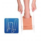 Varis Çorabı Giyme Aparatı Metal Çorap Giyme Aparatı
