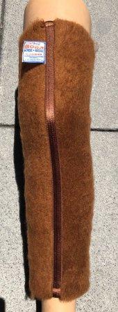 Kahverengi Uzun Dizlik Deve Tüyü Rengi Kahverengi Dizlik