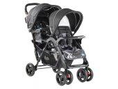 BabyHope İkiz Bebek Arabası P-738-5