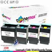 Lexmark C544 C546 X544 X546 X548 Muadil Toner