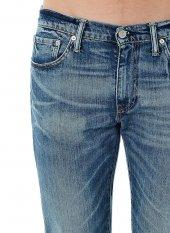 Levis® Erkek Pantolon | 511 Slim Fit Clarıty 04511-2741 BUZ MAVİ-2