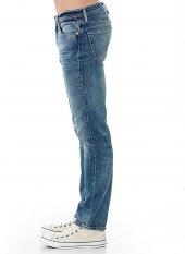 Levis® Erkek Pantolon | 511 Slim Fit Clarıty 04511-2741 BUZ MAVİ-3