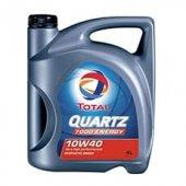 Total 006 Total Diesel Quartz 7000 Motor Yağı 10w 40 4 Litre