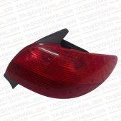 6351.p1 Sağ Stop Kırmızı Peugeot 206