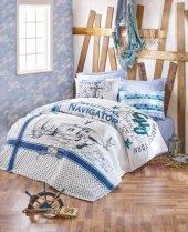 Cotton Box Çift Kişilik Maritime Ranforce Complete Set Vira Yes